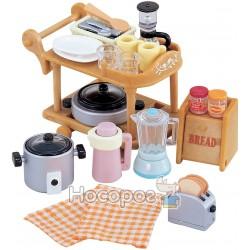 """Игровой набор Sylvanian Families """"Кухонная посуда и аксессуары"""" 5090"""