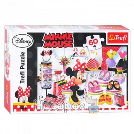 """Пазл """"Безумство покупок Минни"""" Disney Minnie"""