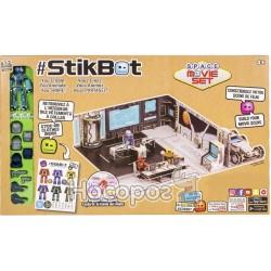 Игровой набор Stikbot для анимационного творчества КОСМОС Stikbot TST6
