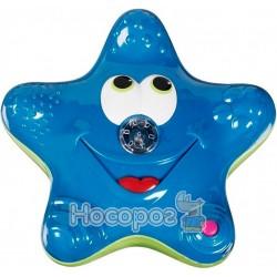 Іграшка для ванни «Зірочка» (блакитна)