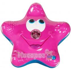 Игрушка для ванны Munchkin Звездочка розовая