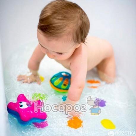Фото Игрушка для ванны Munchkin Звездочка розовая