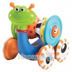 Развивающая игрушка Yookidoo музыкальная Улитка