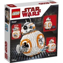 Конструктор LEGO Star Wars БиБи - 8 75187