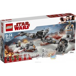 Конструктор LEGO Star Wars Defense of Crait Оборона Крайта 75202