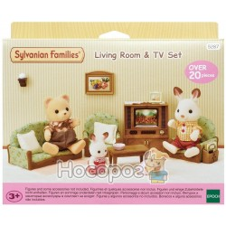 Sylvanian Families furniture TV mosquito 516