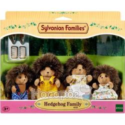 """Ігровий набір Sylvanian Families """"Сім'я їжаків"""" 4018"""