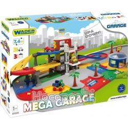 """Игровой набор Wader """"Мега гараж"""" 50320"""