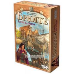 Настольная игра Hobby World Брюгге: Город на Звине 181896