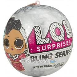 Игровой набор с куклой L.O.L. S4 - Праздничный сюрприз 554790