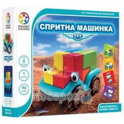 Настольная игра Smart Games Шустрая машинка SG 018 UKR