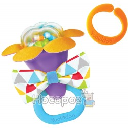 Игрушка Yookidoo Мое первое погремушку Фиолетовое