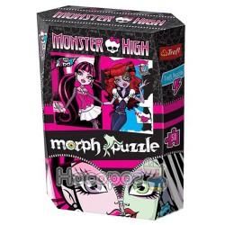 "Пазл ""50"" Морф - Оперетта, Френки и Эбби, Mattel, Monster High (35301)"