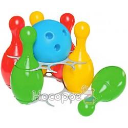 Набор для игры в боулинг 2 Технок 2919