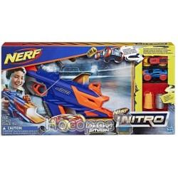 Бластер лонгшот Nasbro Nerf Nitro C0784EU4