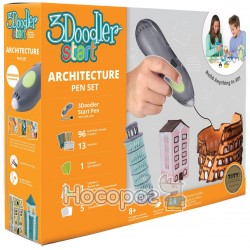 3D-ручка 3Doodler Start Архітектор 3DS-ARCP-MUL-R