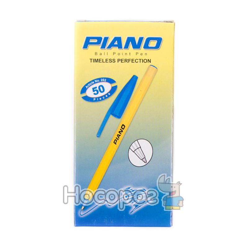 Фото Ручка шариковая Piano Pen 202/1965