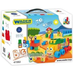 Конструктор Wader для маленьких детей 41582