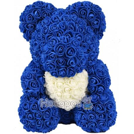 Медвежонок из роз 40 см