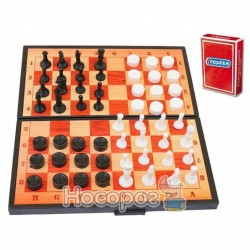 Шахматы 3 в 1 Maximus (5240) - / 30