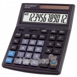 Калькулятор DAYMON DМ-4000 бухгалтерський, 12 р.