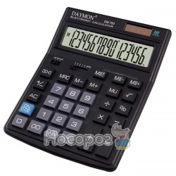 Калькулятор DAYMON DМ-760 бухгалтерский, 16 р.