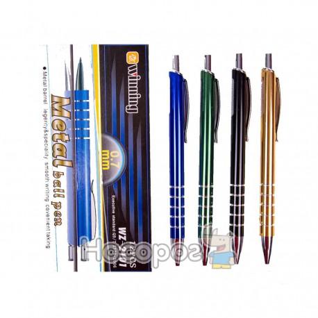 Ручка WZ 2101 шариковая