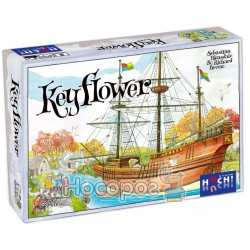 Настільна гра Huch Кейфлауер (Keyflower) (рус.) 00166