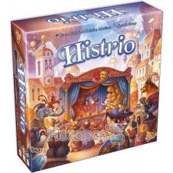 Настольная игра Asmodee Хистрио (Пьеса из леса, Histrio) 010480
