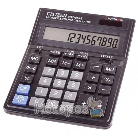 Фото Калькулятор CITIZEN SDC-554S