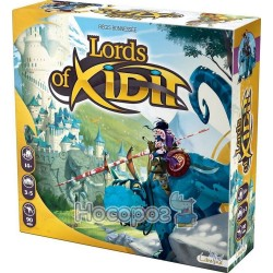 Настільна гра Asmodee Лорди Ксідіта (Lords of Xidit) 024033