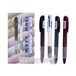 Ручка шариковая двухцветная AIHAO 504