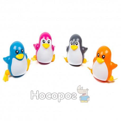 Игрушка заводная 668 Пингвины (36)
