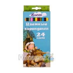 Карандаши цветные Josef Otten 7303-24
