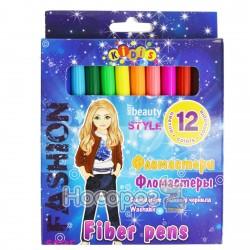 Фломастери Kidis 7798 Fashion 12 кольорів (12/240)