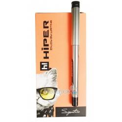 Ручка гелева Hiper Signature HG-105 черная