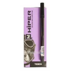 Ручка гелева Hiper Teen HG-125 черная