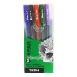 Набір гелевих ручок Hiper Teen HG-125/5