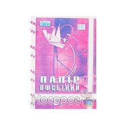 Бумага офсетная Фолдер А4, 500 л.