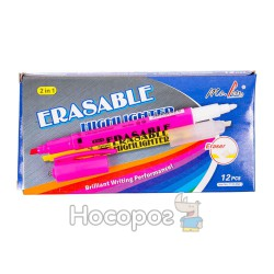 Маркер 1110-2561 Erasable Highlighter розовый