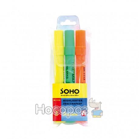 Набор текстовых маркеров SOHO SH-1113