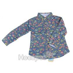 8507 Рубашка джинсовая