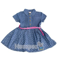 8512 Джинсовое платье