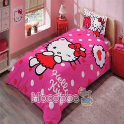 Детский набор постельного белья HELLO KITTY PINK
