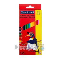 Карандаши цветные Centropen 9520 12 цветов