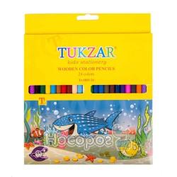 Карандаши цветные ТZ-5855-24