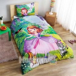 Детский набор постельного белья Disney Sofia Forest