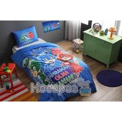 Детский набор постельного белья PJ MASKS