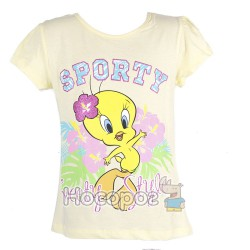 8952 Футболочка Sporty Tweety