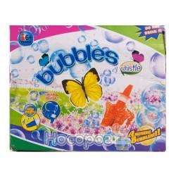Мыльные пузыри со свистком 0881